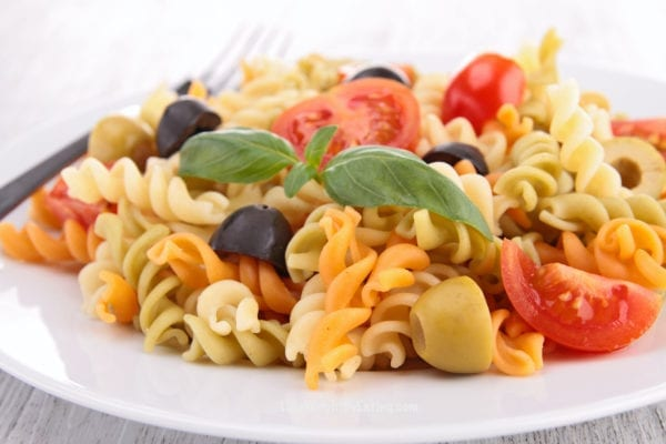 The Best Pasta Salad Recipe