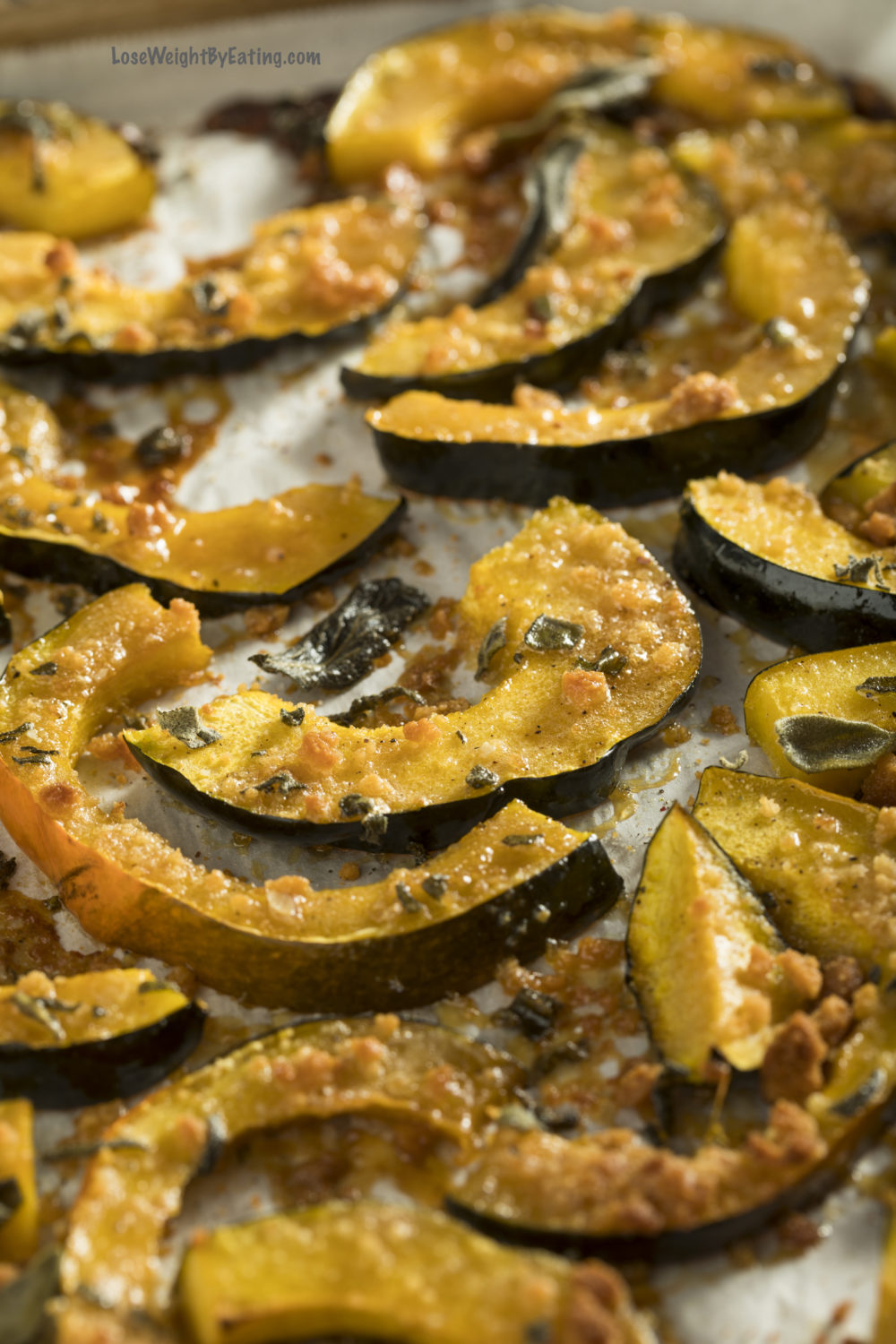Easy Recipe for Acorn Squash in the Oven