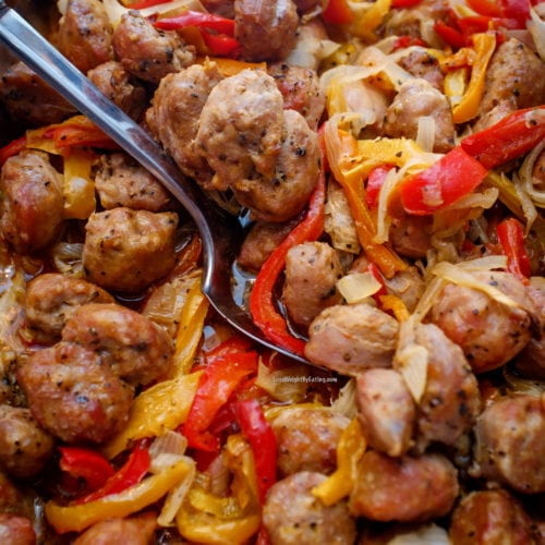 Italian Sausage and Peppers Recipe