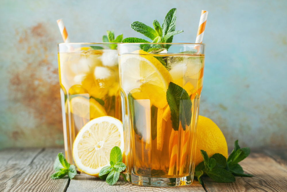 Spiked Iced Tea Cocktail Recipes