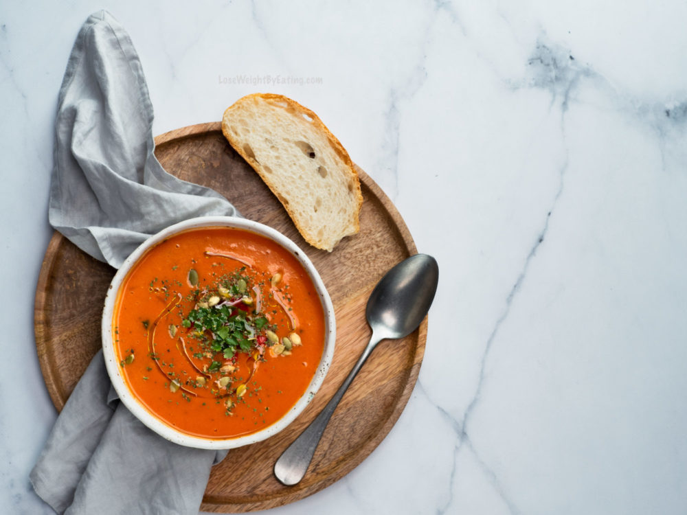 The Best Recipe for Gazpacho Soup
