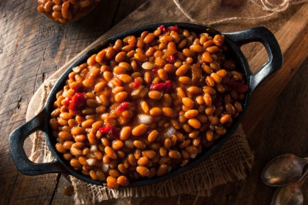 Healthy Recipe for Barbecue Baked Beans