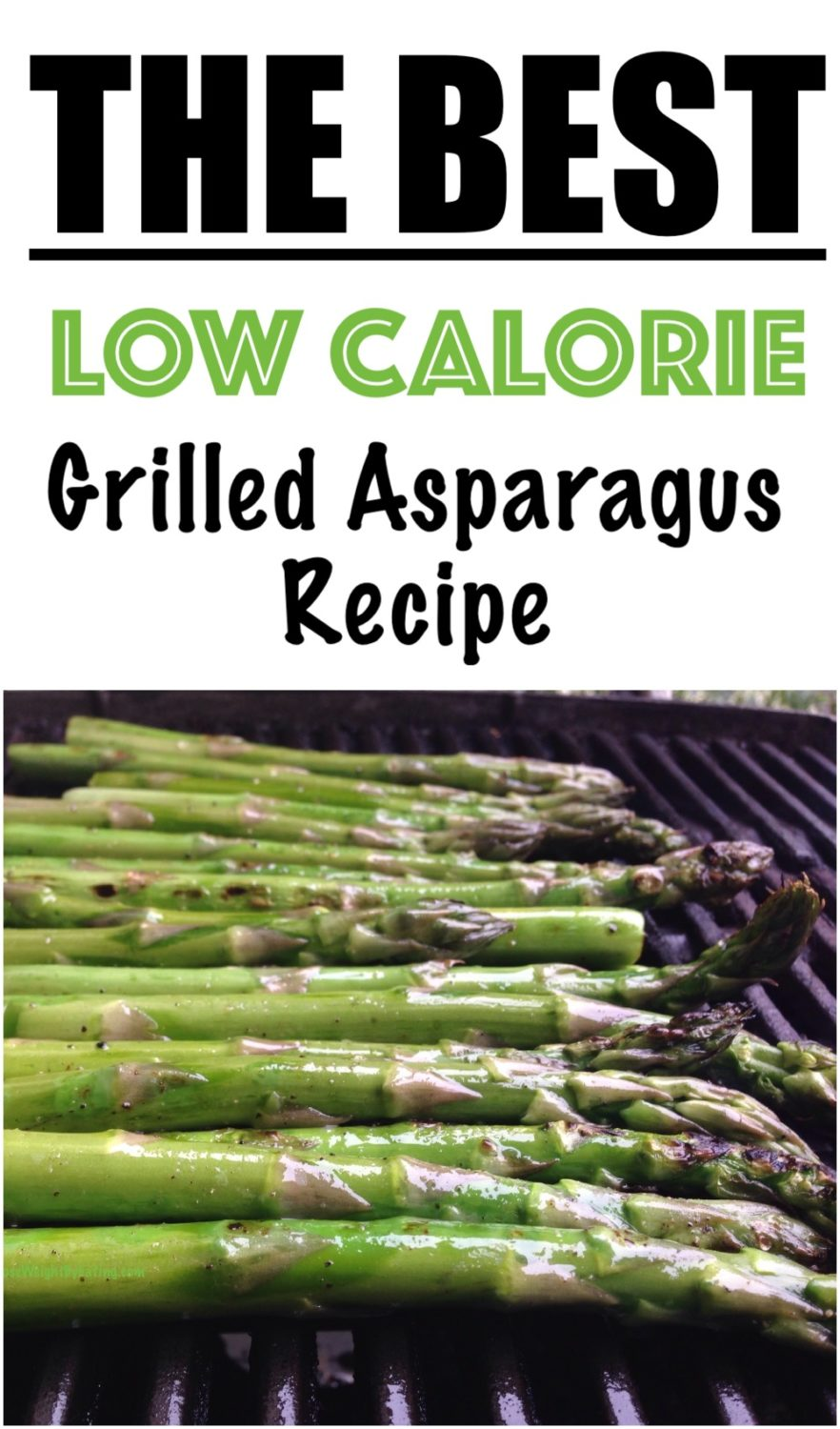 perfect asparagus on the grill