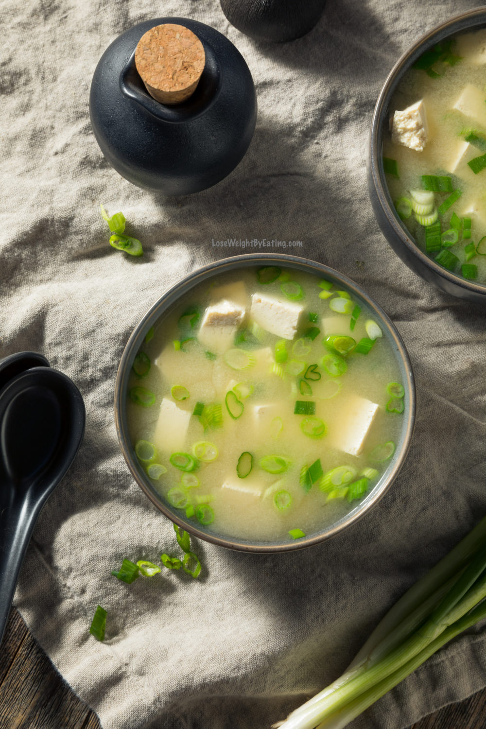 5 Minute Japanese Miso Soup Recipe