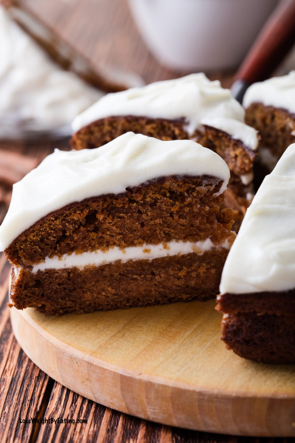 Healthy Cream Cheese Frosting recipe